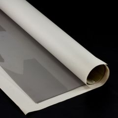 By the Sheet (1 sheet) Crystal-Flex Lexan Clear Vinyl 30 gauge x 48 inches x 96 inches Clear