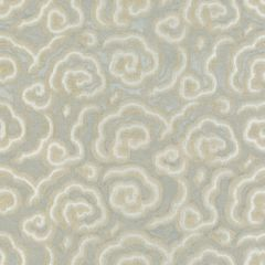 Kravet Couture Dragons Breath Mercury 31458-11 Indochine Collection by Barbara Barry Indoor Upholstery Fabric