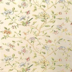 F-Schumacher Annabelle Vine-Pewter 5004404 Luxury Decor Wallpaper