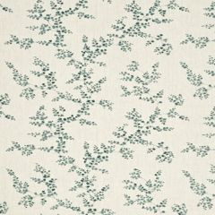 GP and J Baker Shadow Fern Teal BF10458-615 Drapery Fabric