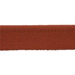 Kravet Faille Cord Cinnabar T30559-9 Calvin Klein Collection Finishing
