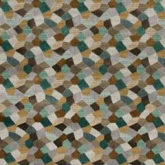Kravet Couture Modern Mosaic Prairie 34783-635 Artisan Velvets Collection Indoor Upholstery Fabric