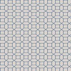 Fabricut Octarrific Indigo 69135-03 Multipurpose Fabric