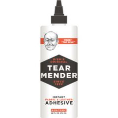 Val-A-Tear Mender Adhesive #TM-1 2 oz