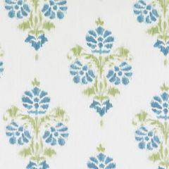 Duralee Manon Aqua/Green 72091-601 Market Place Wovens and Prints Collection Multipurpose Fabric