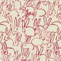 Groundworks Hutch Print Pink GWF-3523-7 by Hunt Slonem Multipurpose Fabric
