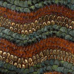 F Schumacher Biscayne-Peacock & Pheasant 5003880 Luxury Decor Wallpaper