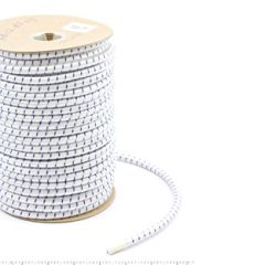 Patio Lane Polypropylene Covered Elastic Cord #M-5 5/16 inches x 150 feet