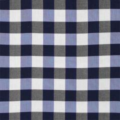 Silver State Sunbrella Cambridge Cobalt Savannah Collection Upholstery Fabric