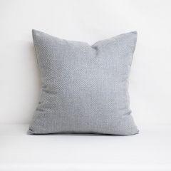 Indoor/Outdoor Kravet Sunbrella High Seas Shale - 20x20 Throw Pillow (quick ship)