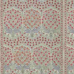 Lee Jofa Sameera Red / Blue 2017108-519 by Oscar De La Renta Multipurpose Fabric