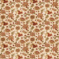 Fabricut Prato Persimmon 5857903 by Charlotte Moss