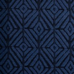 Duralee Sumba-Indigo by John Robshaw 15457-193 Decor Fabric