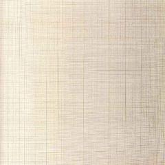 F-Schumacher Brushed Plaid-Oyster 5005782 Luxury Decor Wallpaper