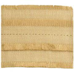 Kravet Fringed Border Barley T30564-4 Calvin Klein Collection Finishing