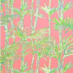 By the Double Roll - Lee Jofa Big Bam Hotty Pink P2016100-753 Wall Covering