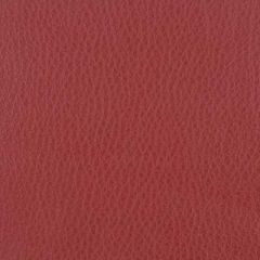 Duralee Rustic Red 15517-315 Edgewater Faux Leather Collection Interior Upholstery Fabric