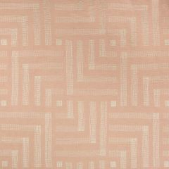 Groundworks Pastiche Rouge / Ivory GWF-3726-171 by Kelly Wearstler Multipurpose Fabric