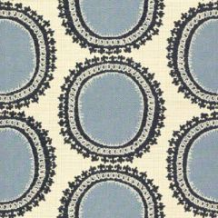 Kravet Design Blue/Black 31421-1615 Guaranteed in Stock Indoor Upholstery Fabric