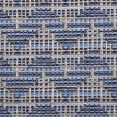 Duralee Chadar-Chambray by John Robshaw 15446-157 Decor Fabric
