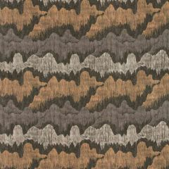 Groundworks Cascadia Noir by Kelly Wearstler Multipurpose Fabric