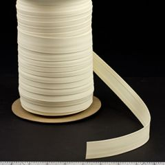 Stamoid Binding 2ET 1 inch x 100-yd Ivory
