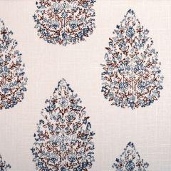 Duralee Kedara-Indigo by John Robshaw 21040-193 Decor Fabric