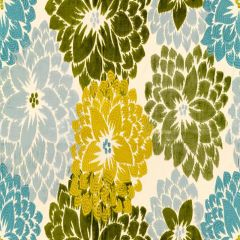 Kravet Couture Haute Pursuit Blue Green 33082-313 Indoor Upholstery Fabric