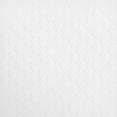 Ralph Lauren Sunbrella Promenade Deck Matelasse White LFY66680F Upholstery Fabric