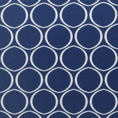 Sunbrella Thibaut Ellipse Navy W80320 Calypso Collection Upholstery Fabric