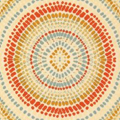 Kravet Painted Mosaic Coral 32987-519 Indoor Upholstery Fabric