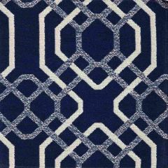 Bella-Dura Alexandria Indigo 30414A1-4 Upholstery Fabric