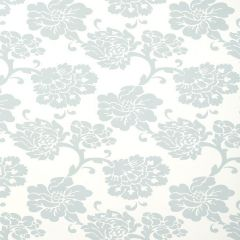 F-Schumacher Albero Floreale-Aqua 5003622 Luxury Decor Wallpaper