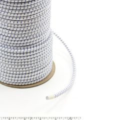 Patio Lane Polypropylene Covered Elastic Cord #M-4 1/4 inches x 150 feet