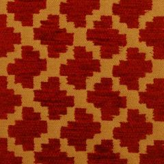 Duralee Gold/Red 15575-69 Decor Fabric
