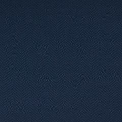 Sunbrella Thibaut Haven Herringbone Navy W80008 Portico Collection Upholstery Fabric