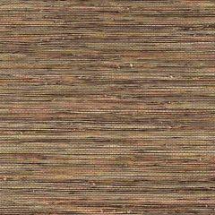 F-Schumacher Bamba Rushcloth-Ash 5002842 Luxury Decor Wallpaper