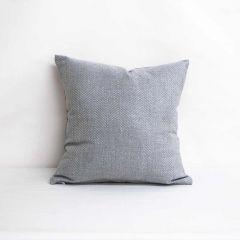 Indoor/Outdoor Kravet Sunbrella High Seas Shale - 18x18 Throw Pillow (quick ship)