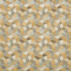 Kravet Couture Modern Mosaic Tuscan Sun 34783-416 Artisan Velvets Collection Indoor Upholstery Fabric