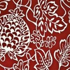 Patio Lane Cheer Red 89136 Get Outdoor Collection Multipurpose Fabric