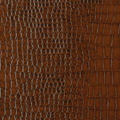 Kravet Contract Alli Rootbeer 6 Faux Leather Indoor Upholstery Fabric