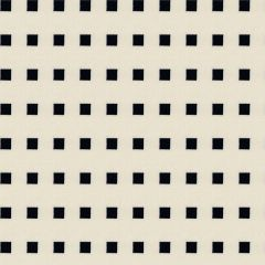 Groundworks Chalet Embroidery Ivory / Black GWF-3525-18 by Kelly Wearstler Multipurpose Fabric