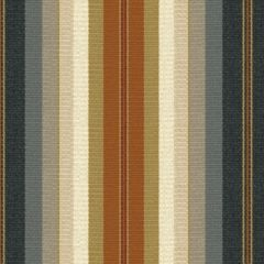 Kravet Sunbrella Barrista Stripe Canyon 31973-411 Oceania Indoor Outdoor Collection Upholstery Fabric