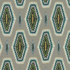 Robert Allen Pop Medallion Greystone 231390 Multipurpose Fabric