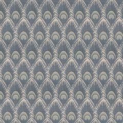 Trend 03374-Blue by Vern Yip 5359006  Decor Fabric