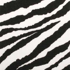 Duralee Black/White 42403-295 Decor Fabric
