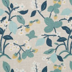 Robert Allen Crewel Summer Cove 510560 A Life Lived Well Collection By Madcap Cottage Indoor Upholstery Fabric