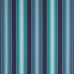 Sunbrella 4884-0000 Saxon Cascade 46 in. Awning / Marine Stripe Fabric