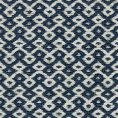 Kravet Arranged Denim 30415-50 Barclay Butera Collection Indoor Upholstery Fabric