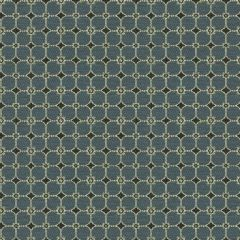 Kravet Contract Fiorina Blue Slate 32893-52 Indoor Upholstery Fabric